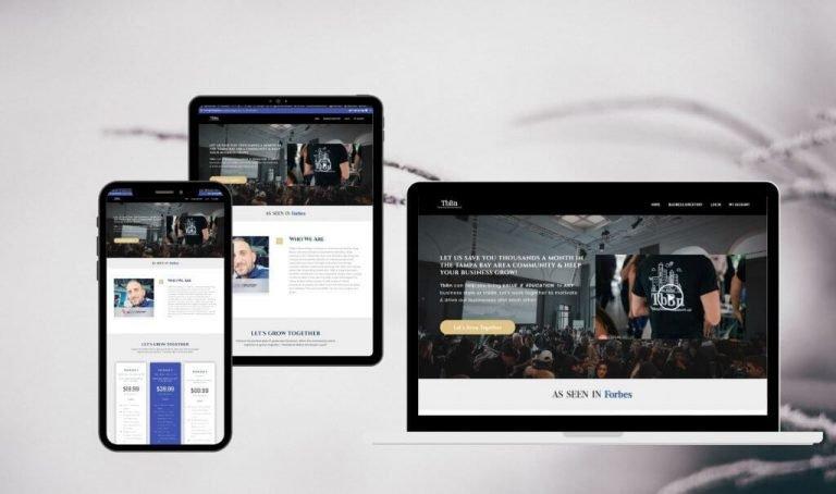 Site Creative Marketing, Directory & Membership, Custom Website