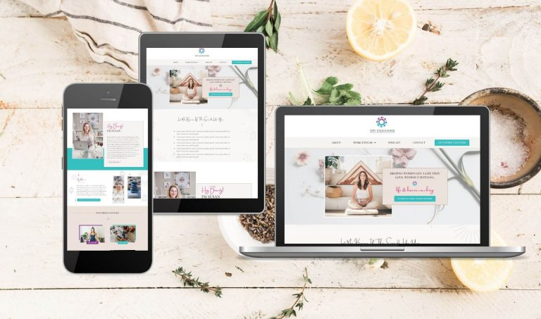 Web design packages from Site Creative Marketing, designed by Hong Diaz