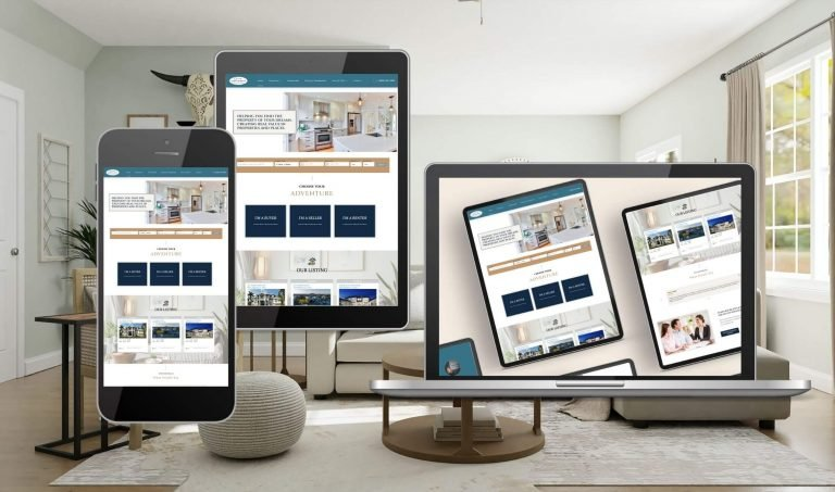 Strategy Real Estate Website by Site Create Marketing