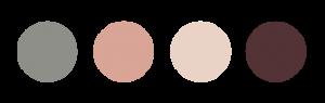 Color board with porfolio 2