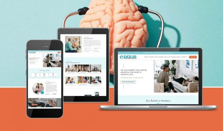 Site Creative Marketing, A Strategy Web Design for Therapy and Psychology